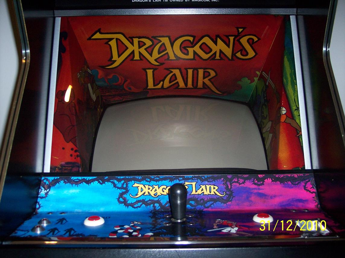 Dragon S Lair Virtual Library